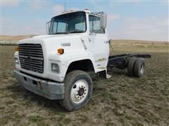 1989 Ford LN8000 Cab & Chassis