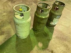 Forklift Propane Tanks