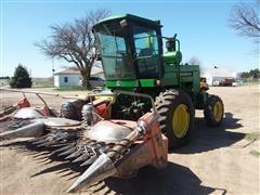 1988 John Deere 5830 Self Propelled Forage Harvester