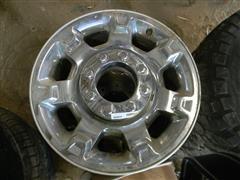"""Ford 18"""" Aluminium Rims"""
