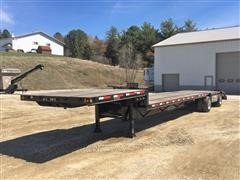 2010 Doonan T/A Drop Deck Trailer