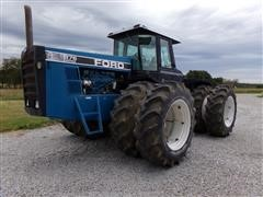 1989 Ford 876 Versatile 4WD Tractor