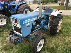 Ford F1700 2WD Tractor