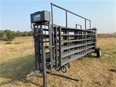 2017 Linn Post & Pipe Bulldog Plus 3 Portable Cattle Coral