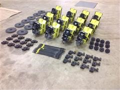 John Deere Planter Seed Boxes & Drive Shafts
