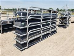 Behlen Galvanized Cattle Bunks