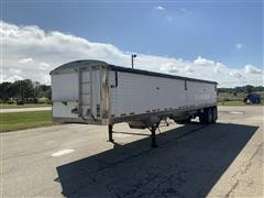 2009 Timpte H4002 T/A Hopper Bottom Trailer