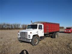 1981 International S1954 Dump Truck