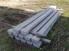 Concrete Hog Slats