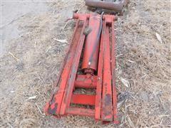 Schwartz Twin Cylinder Truck Hoist