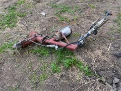 Nelson Big Gun End Gun W/Booster Pump