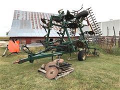 Quinstar Fallowmaster II Field Cultivator