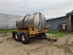 Ag-Chem T/A Liquid Fertilizer Tender Trailer