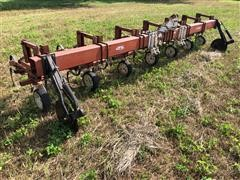 Noble Ro Runner 6 Row Cultivator