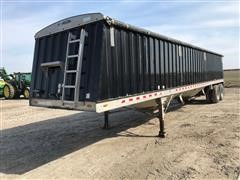 2005 Jet Co 40' T/A Grain Trailer
