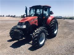 2014 Case IH Farmall 115U MFWD Tractor
