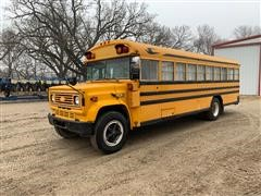 1991 Chevrolet C60 Blue Bird Bus