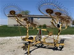 Vermeer WR24 14-Wheel Rake