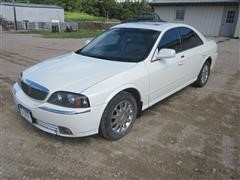 2003 Lincoln LS Car