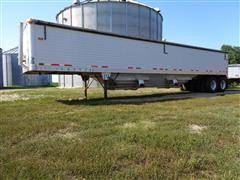 2001 Timpte 4266 Super Hopper T/A Grain Trailer
