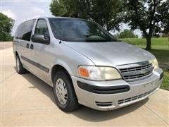 2002 Chevrolet Venture Mini Van