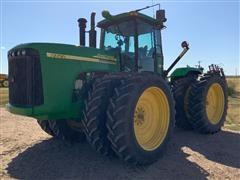 2006 John Deere 9320 4WD Tractor