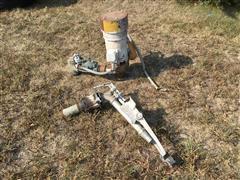 Nelson Pivot End Gun & Booster Pump