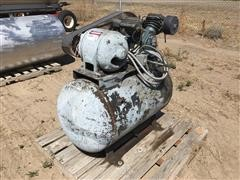 Westinghouse 3 Phase Air Compressor