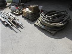Plumbing Parts For Cattle Waters