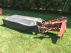 Case IH 3206 Disc Mower