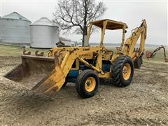 1970 Ford 4500 Loader Backhoe