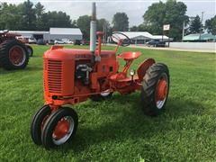 1948 Case VAC 2WD Tractor
