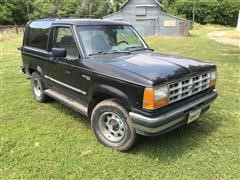 1989 Ford Bronco II SUV