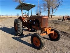 1955 Allis-Chalmers WD45 2WD Tractor