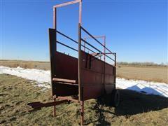 Portable Livestock Chute