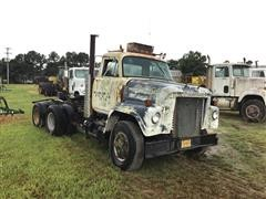 1976 International Fleetstar 2070A T/A Parts Truck Tractor