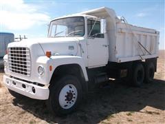 1978 Ford LT9000 T/A Dump Truck
