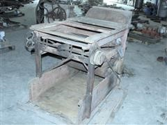 Clipper Antique Wooden Fanning Mill