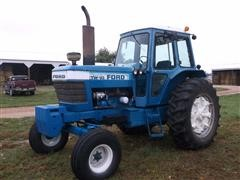 1980 Ford TW-10 2WD Tractor