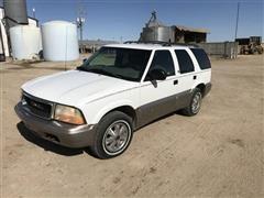 2000 GMC Jimmy SLT SUV