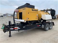 2014 Vermeer/McLaughlin V500HD Trailer mounted Vacuum Excavator