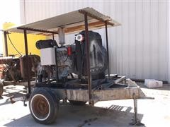 Daewoo Portable Diesel Power Unit
