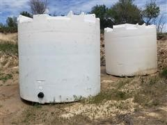 Snyder 3000-Gal Poly Tanks