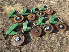 Double-Disc Fertilizer Openers