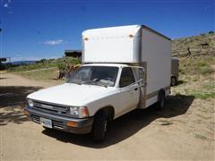1991 Toyota Cargo Box Truck