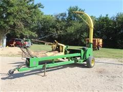 John Deere 3960 Pull-Type Forage Harvester W/3R30 Head