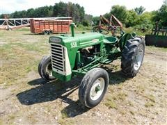 Oliver 550 2WD Tractor