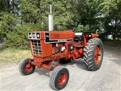 1976 International 766 2WD Tractor