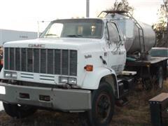 1989 GMC TopKick 7000 TankTruck