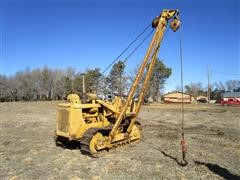 1971 Caterpillar D4D Sideboom Crawler Tractor/Pipelayer